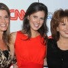 2011 photo of Carol Costello, Erin Burnett and Joy Behar. (MCMULLAN CO/SIPA/Newscom)