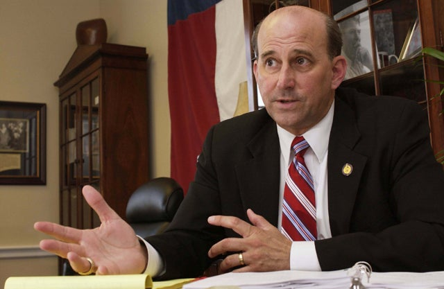 Rep. Louie Gohmert (Credit: Congressional Quarterly/Scott J. Ferrell/Newscom)