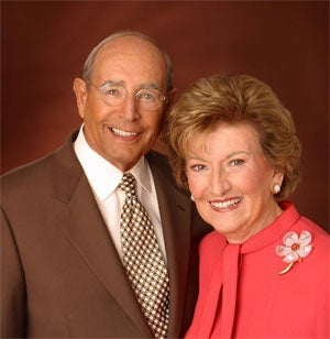 Rich and Helen DeVos