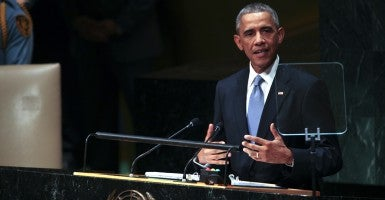 Obama Address at the UN General Assembly