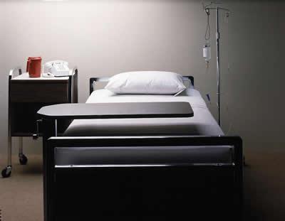 empty-hosptal-bed