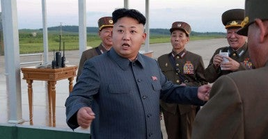North Korean leader Kim Jong-un (Photo: Newscom)