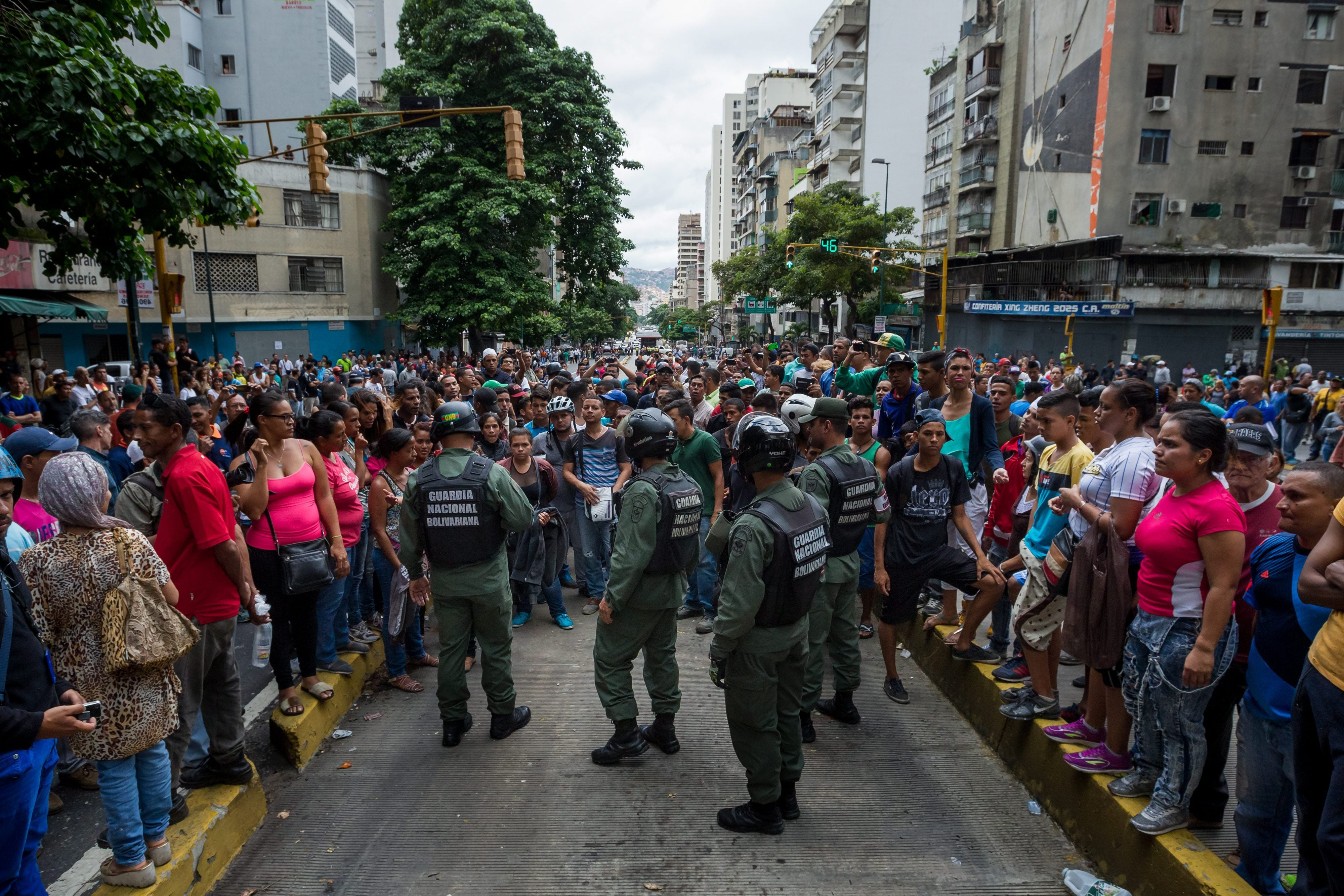 Image result for caracas streets
