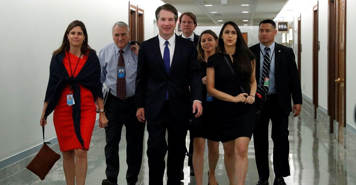 Why His Female Law Clerks Are Among Brett Kavanaugh's