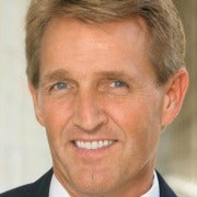 Portrait of Sen. Jeff Flake