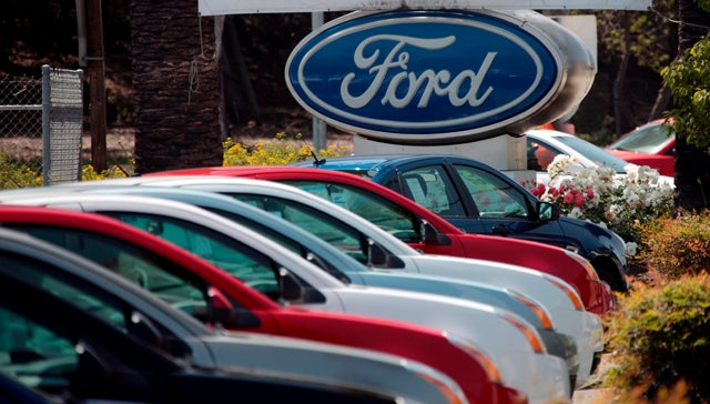 Ford Motor Co. says it was incorrectly listed as a Planned Parenthood donor. (Photo: Andrew Gombert/EPA/Newscom)