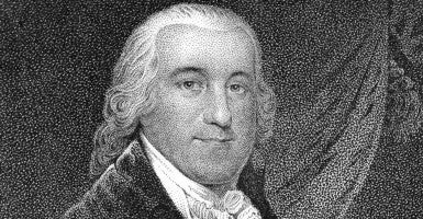 Edward Rutledge 1749 To 1800  American Statesman And A Signatory Of Declaration Of Independence, 19Th Century Engraving By J.B. Longacre (Photo via Newscom)