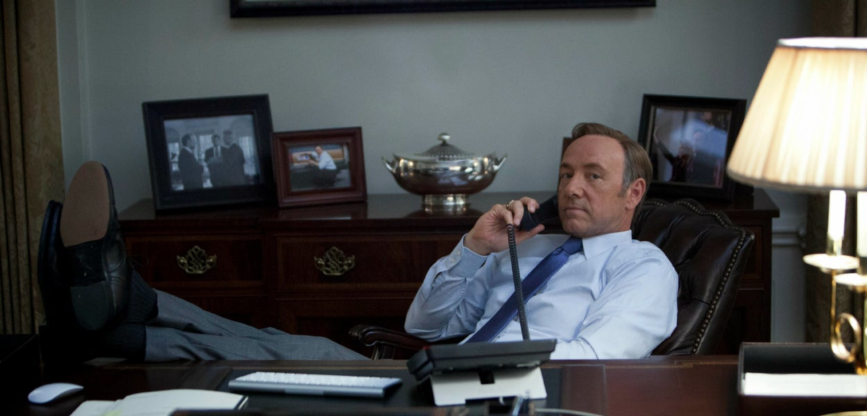 What Our Cheering For Frank Underwood Says About Us
