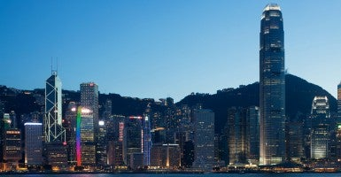 Hong Kong. (Photo: View Pictures/Richard Chivers/VIEW/Newscom)