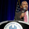 Housing and Urban Development Secretary Ben Carson should change an Obama administration rule allowing transgender individuals to use HUD shelters for women, including victims of domestic violence, a petition asks. (Photo: Joshua Roberts/Reuters/Newscom)