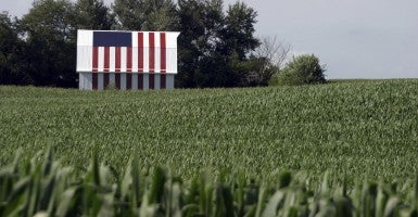 Iowa farmland. (Photo: Grampers/Getty Images)