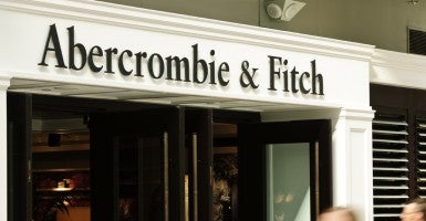 Abercrombie and Fitch sells casual wear focused on customers between 18 and 22. (Photo: VanWyckExpress/Getty Images)