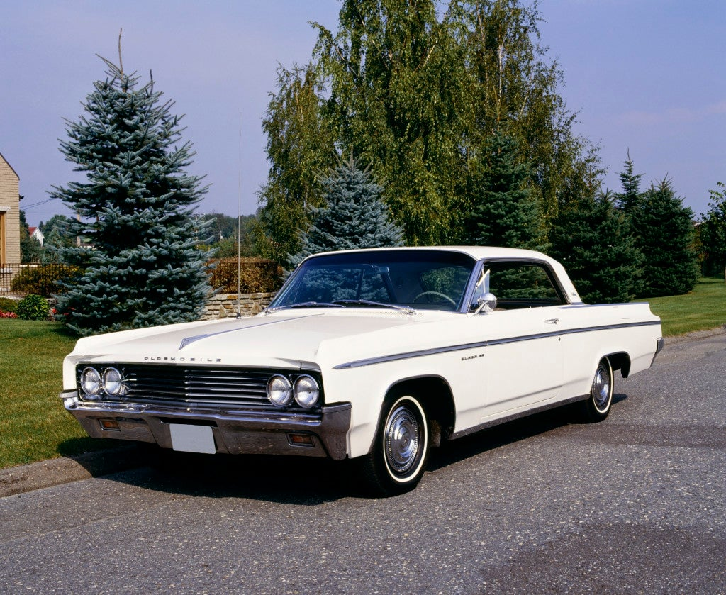1963 Oldsmobile (Photo: David Chapman imageBROKER/Newscom)