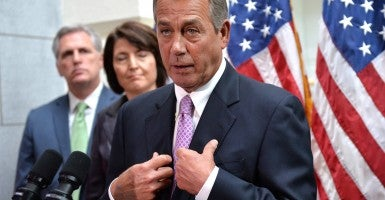 Speaker of the House John Boehner, R-Ohio (Photo: Newscom)