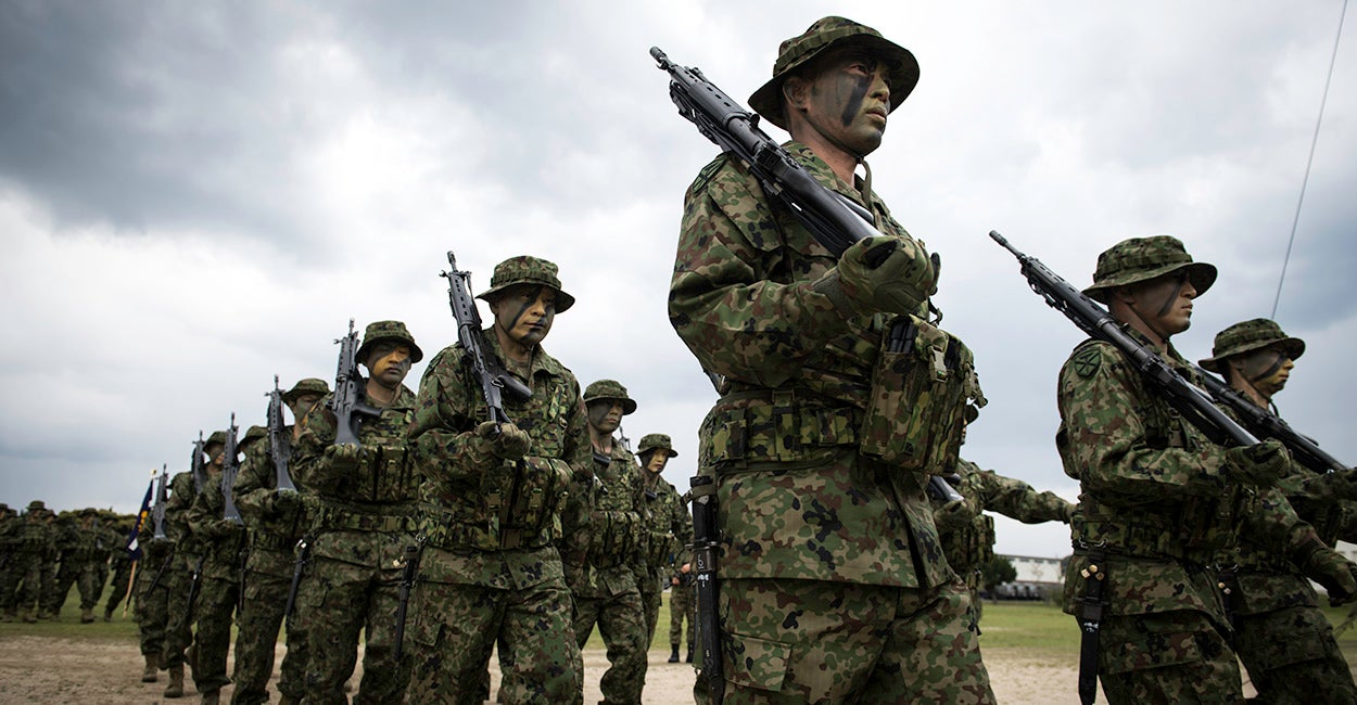 Japan Augments Alliance Capabilities but More Needs to Be Done