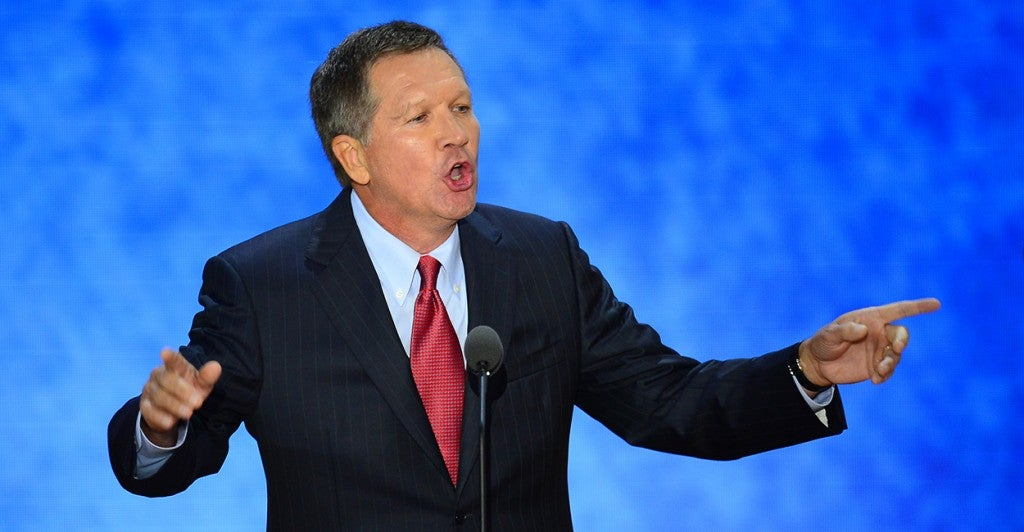 Gov. John Kasich of Ohio (Photo: Harry Walker/MCT/Newscom)