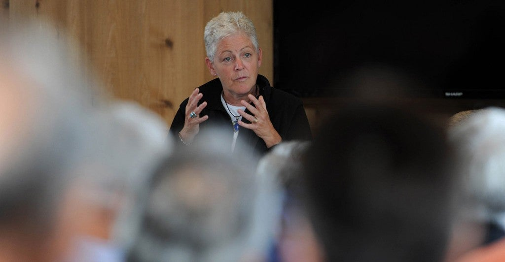 EPA administrator Gena McCarthy. (Photo: Bill Roth/Anchorage Daily News/MCT)