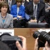 Lois Lerner waits for the opening gavel prior to the House Oversight and Reform Committee's hearing on &