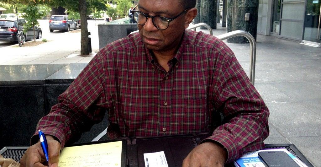 Ray Maxwell (Photo courtesy of Sharyl Attkisson)