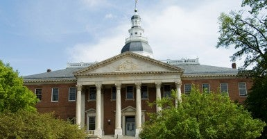 Maryland State Capitol. (Photo: Robert Harding Productions/Newscom)