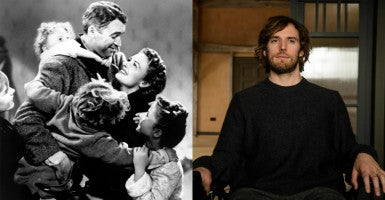 "Hollywood once affirmed the value of life. No more. (Photo on left of ""It's a Wonderful Life"": NBC Photo/ZUMAPRESS/Newscom and photo on right of ""Me Before You"": LILO/SIPA/Newscom)"