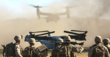 U.S. Marines with Battalion Landing Team (Photo: U.S. Marine Corps photo by Sgt. Paris Capers/ Released)