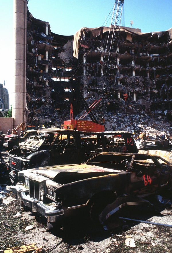 oklahoma city bombing essay