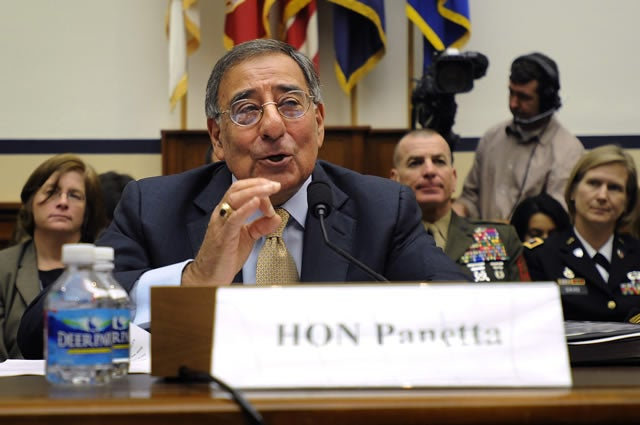 Leon Panetta (Photo: REUTERS/Jonathan Ernst/Newscom)