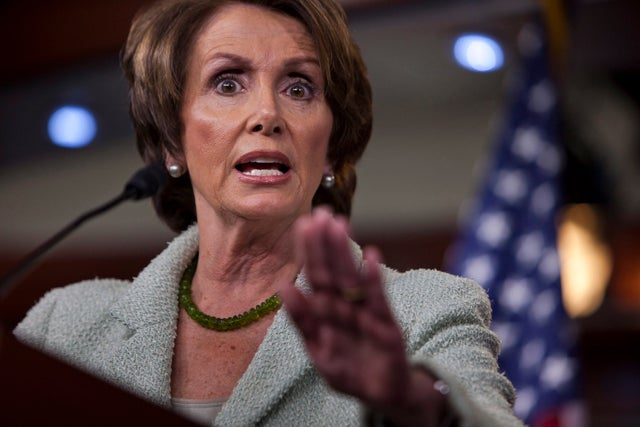 Nancy Pelosi Says Democrats Could Take Back House