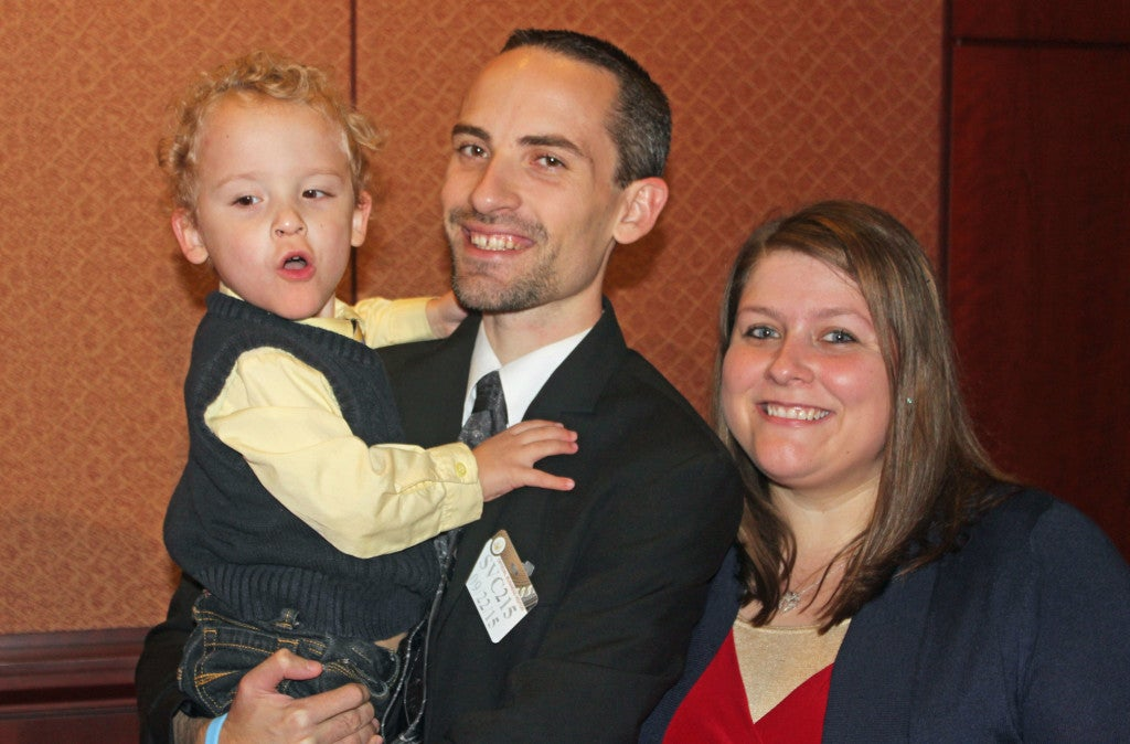 The Pickering family lives in Iowa City, Iowa. (Photo: Kelsey Harkness/Daily Signal)