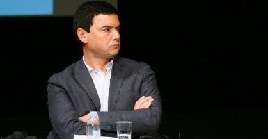 Economist Thomas Piketty. (Photo: Sho Tamura/AFLO/Newscom)