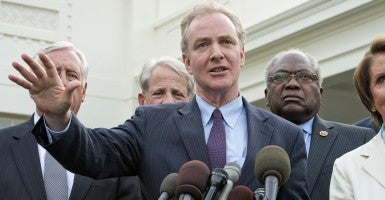 Rep. Chris Van Hollen, D-Md. (Photo: Ron Sachs/CNP/Polaris)