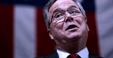 Former Florida Gov. Jeb Bush (Photo: Jerry Wolford/Polaris/Newscom)