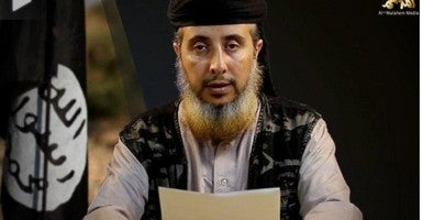 A senior leader of al-Qaeda's affiliate in Yemen claimed responsibility for the attacks on the offices of satirical magazine Charlie Hebdo that killed 12 people in Paris on Jan. 7. (Photo: Polaris/Newscom)