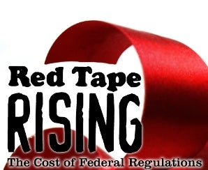 red tape rising