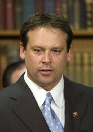 Representative Heath Shuler (D-NC)