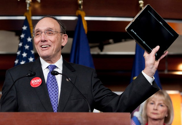 Rep. Phil Roe, R-Tenn., author of the Republican Study Committee's health reform bill. (Credit: Bill Clark/CQ Roll Call/Newscom)