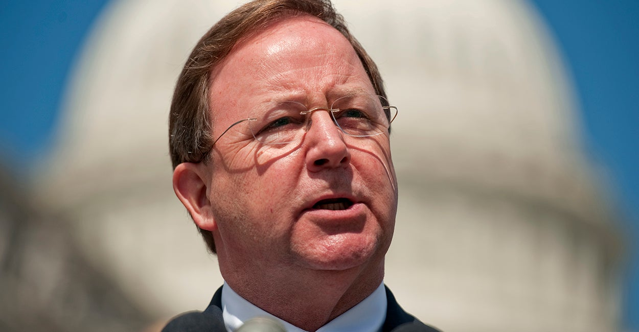 Rep. Bill Flores, R-Texas, newly elected chairman of the Republican Study Committee, says the group has 'pulled the House to the right.' (Photo: Tom Williams/Newscom)