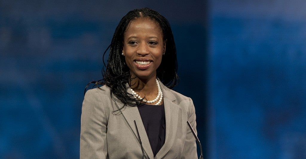 Utah's Mia Love became the first black Republican to be elected to the House. (Photo: Douglas Graham/CQ Roll Call/Newscom)