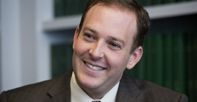 Rep. Lee Zeldin, R-N.Y. (Photo: Tom Williams/CQ Roll Call)