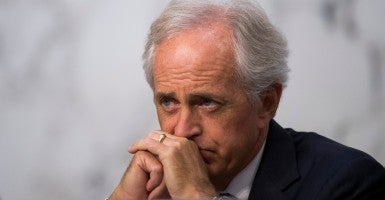 Sen. Bob Corker, R-Tenn.  (Photo: Newscom)