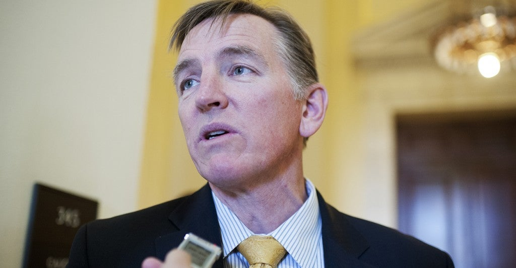 Rep. Paul Gosar, R-Ariz. (Photo: Tom Williams/CQ Roll Call)