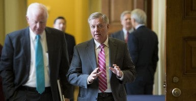 Sen. Lindsey Graham, R-S.C. (Photo: Bill Clark/Newscom)
