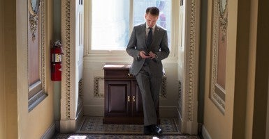 Sen. James Lankford, R-Okla. (Photo: Tom Williams/CQ Roll Call)