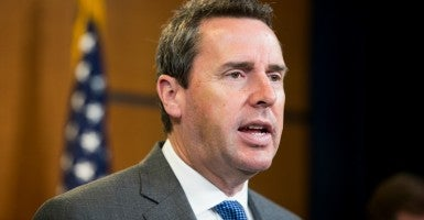 Rep. Mark Walker, R-N.C., maps out the conservative social agenda for 2016. (Photo: Bill Clark/CQ Roll Call/Newscom)