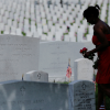 """We should guard their graves with sacred vigilance,"" said Grand Army of the Republic commander in chief John Logan. (Photo: Lucas Jackson/Reuters/Newscom)"