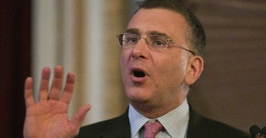 Jonathan Gruber (Photo: Reuters/Dominick Reuter/Newscom)