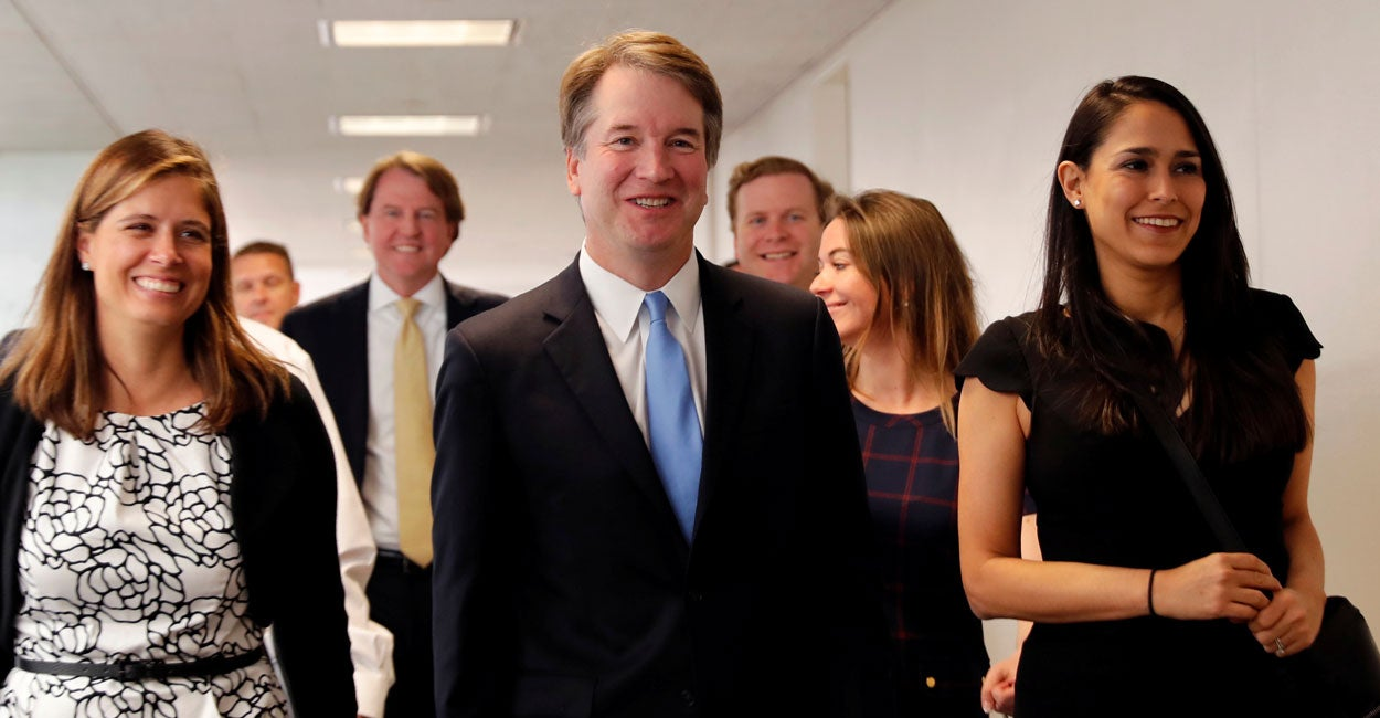 EXCLUSIVE: Woman Who Was High School Friend of Kavanaugh's Calls Claim of Sexual Assault 'Absolutely Fishy' EXCLUSIVE: Woman Who Was High School Friend of Kavanaugh's Calls Claim of Sexual Assault 'Absolutely Fishy'