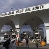 The bridge crossing the Rio Grande River from Ciudad Juarez to El Paso, Texas. (Photo: Newscom)