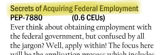secrets-of-federal-employment